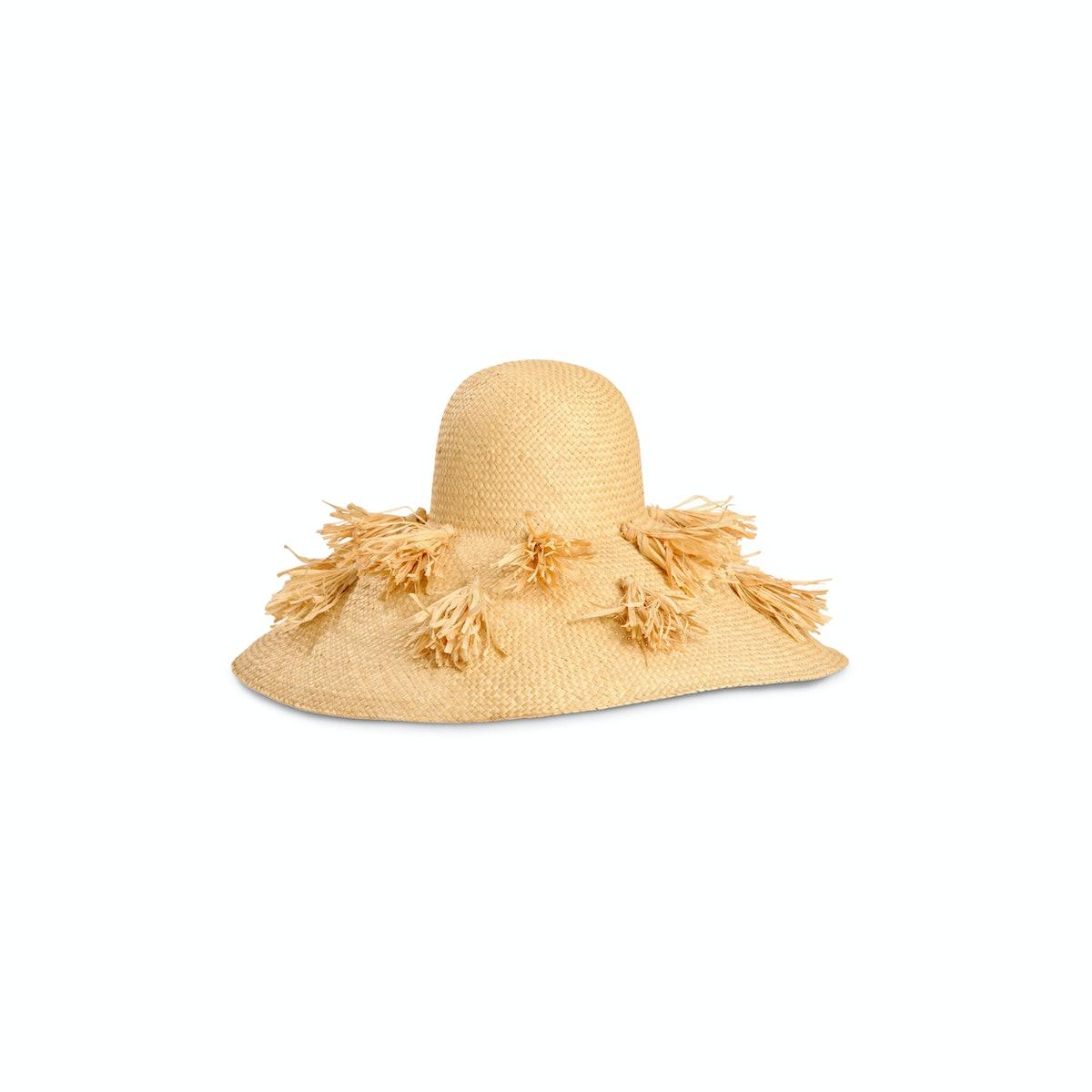 Preston and Olivia Ursula hat