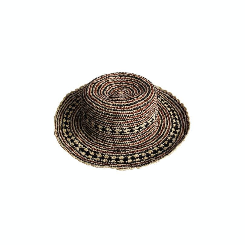 Sensi Studio hippie tribal hat
