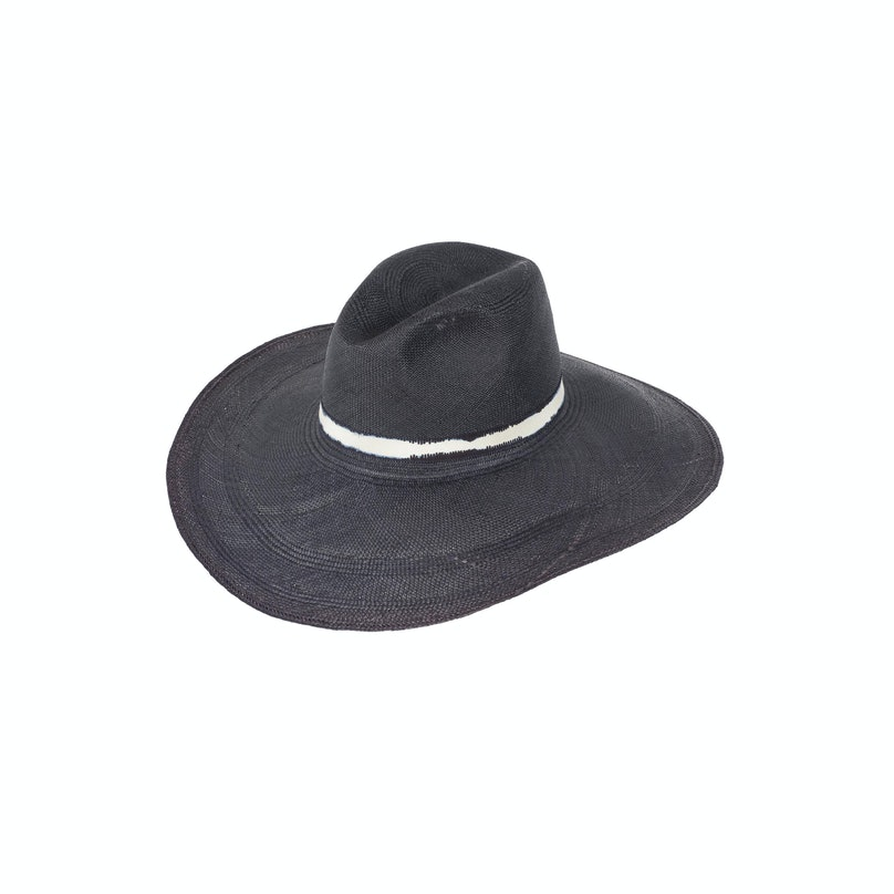 Filu grosgrain band hat