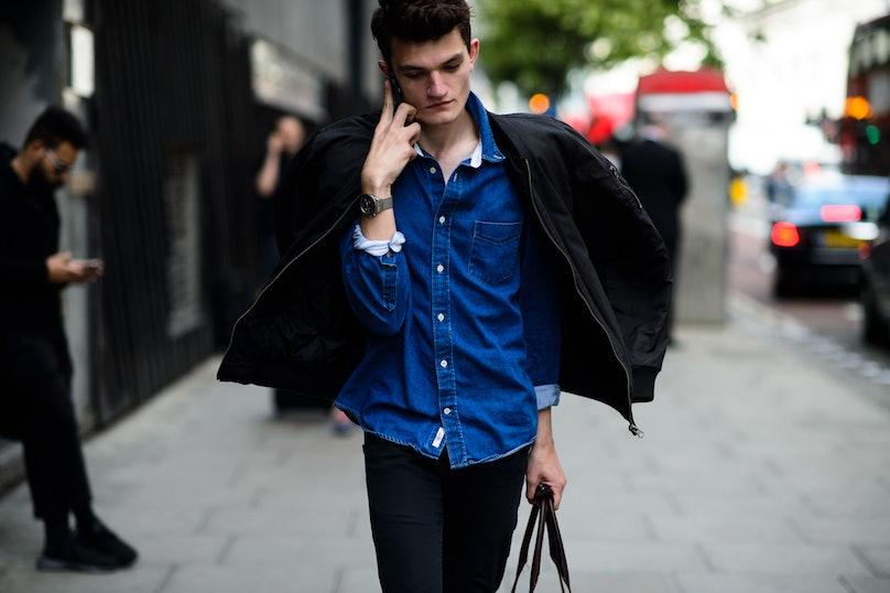 London Men's Fashion Week Spring 2016 Day 4