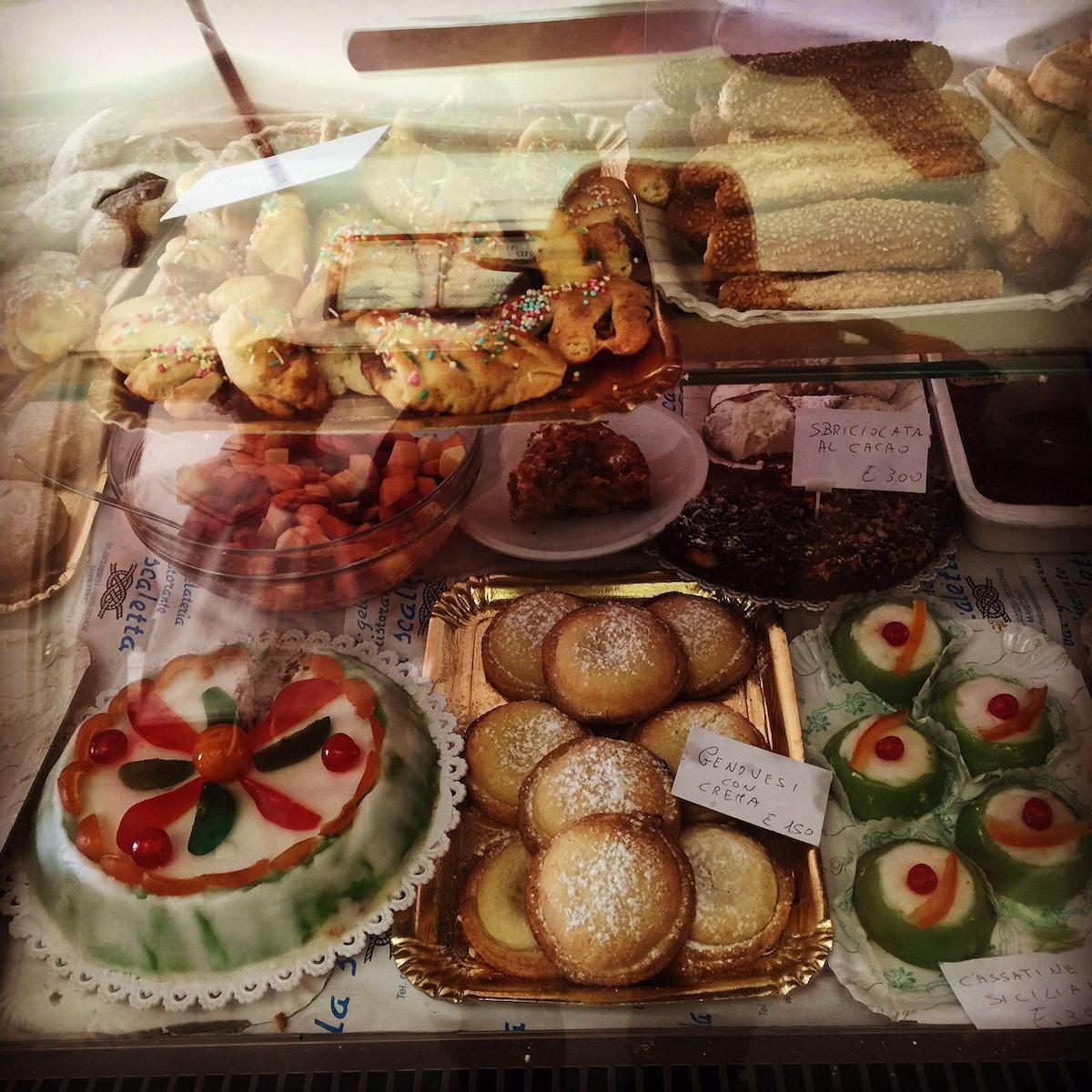 Elena Ghisellini's Sicilian Holiday