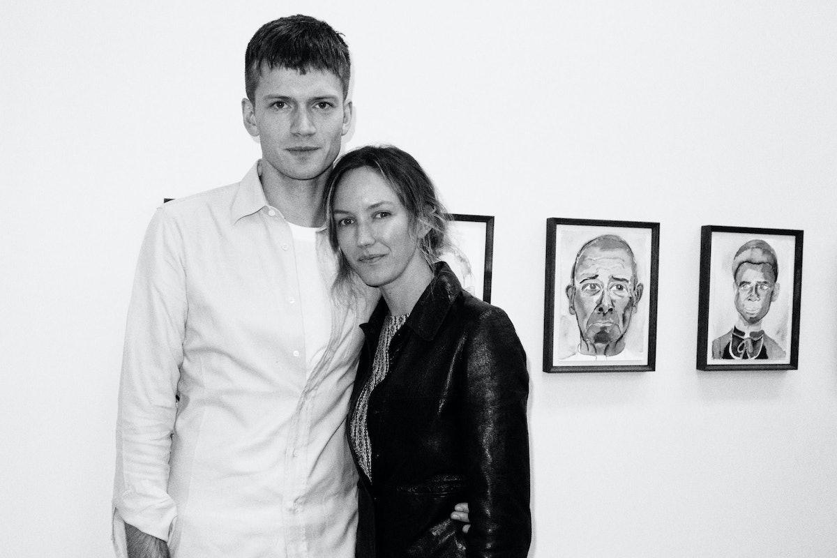 Tom Guinness and Rachel Chandler Guinness
