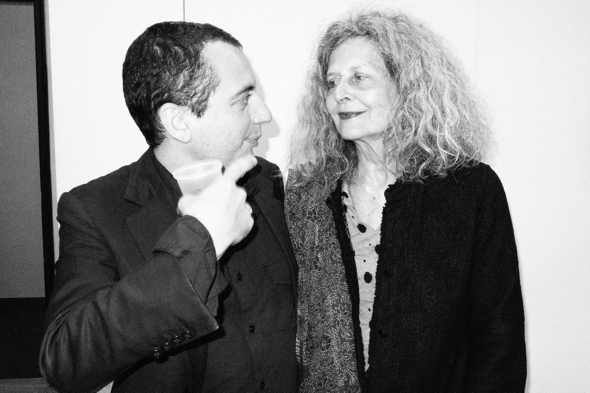 Eneas Capalbo and Hendel Teicher