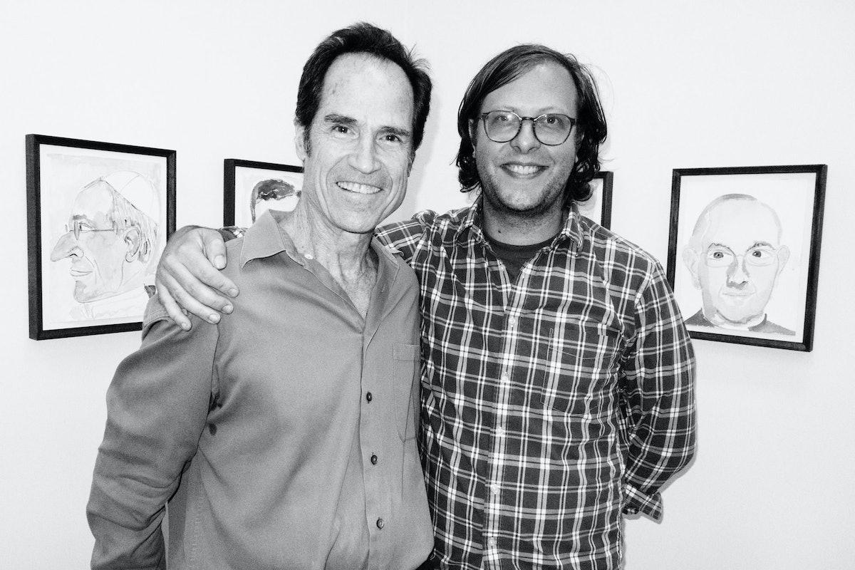Rand Hardy and Matt Kenny