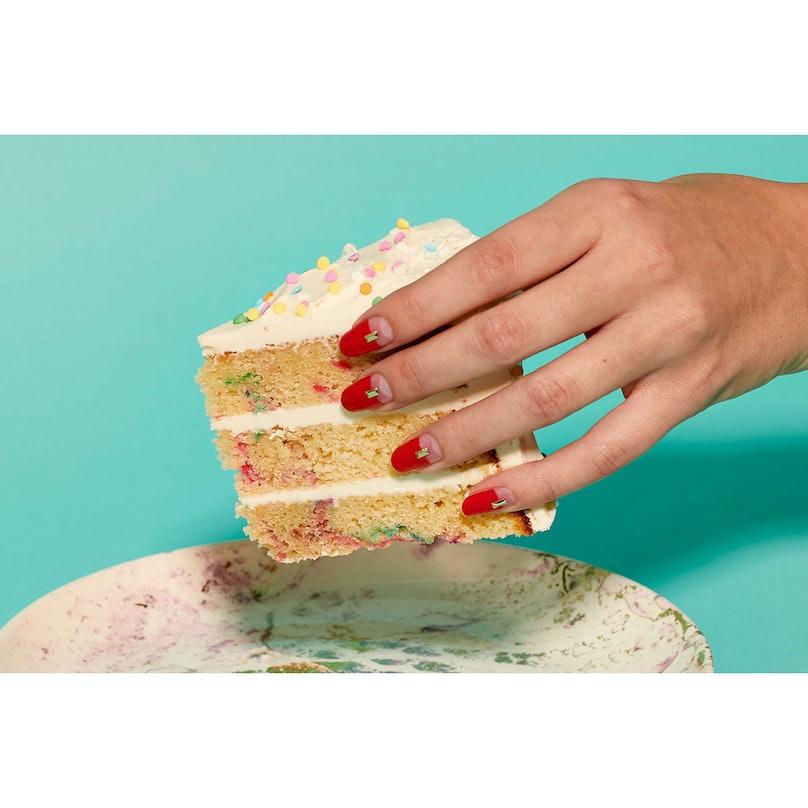Paintbox gel manicure