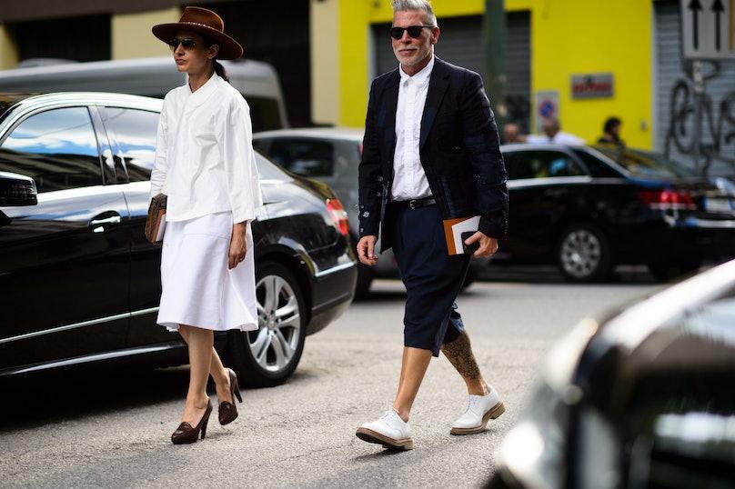 Milan Men's Fashion Week Spring 2016 Day 1