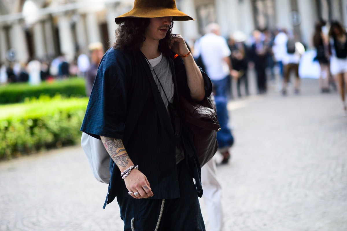 Milan Men's Fashion Week Spring 2016 Day 2