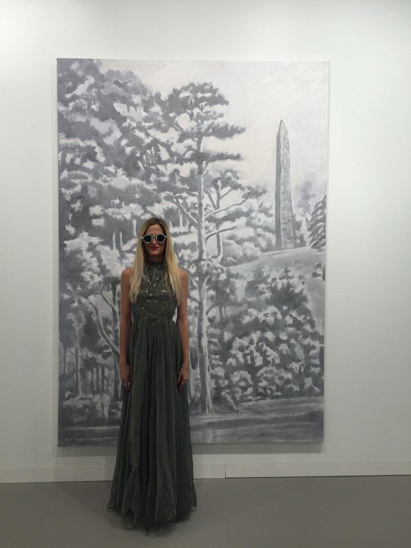 Stacy Engman Art Basel
