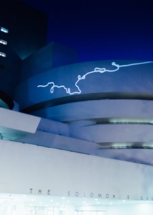 GUGGENHEIM YOUNG COLLECTORS COUNCIL Dinner with Artists from Storylines