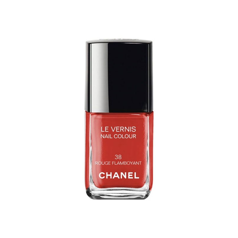 Chanel Le Vernis Limited Edition Rouge Flamboyant