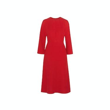 Valentino silk dress
