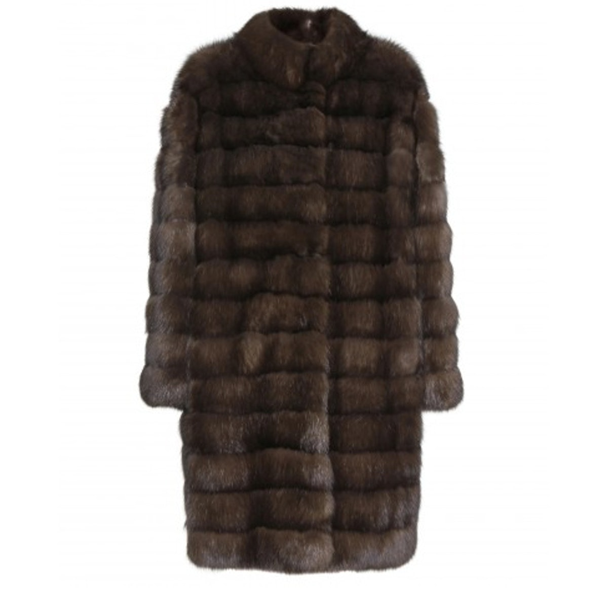 Manzoni 24 Barguzin Sable fur coat