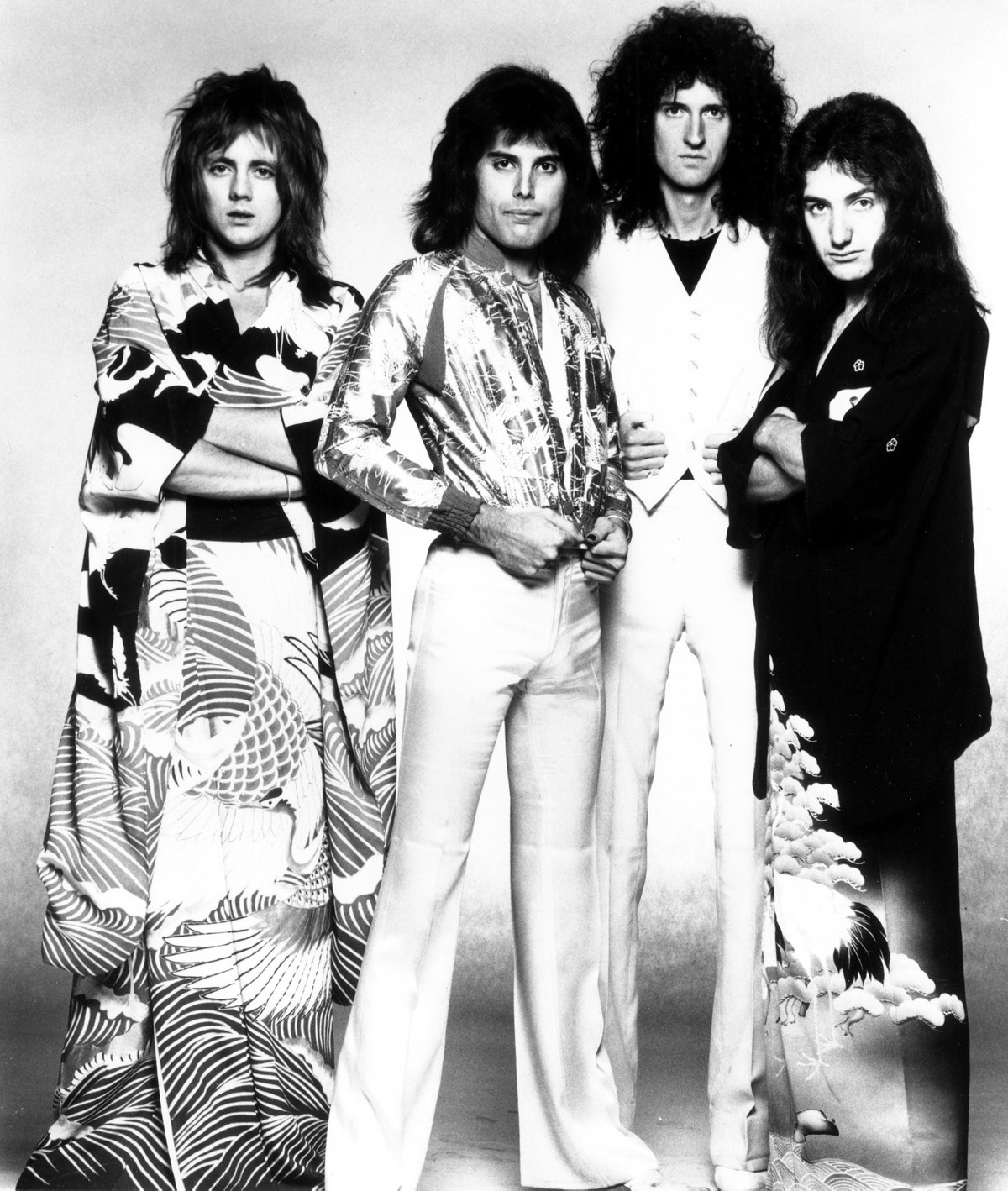 Queen, circa 1970.