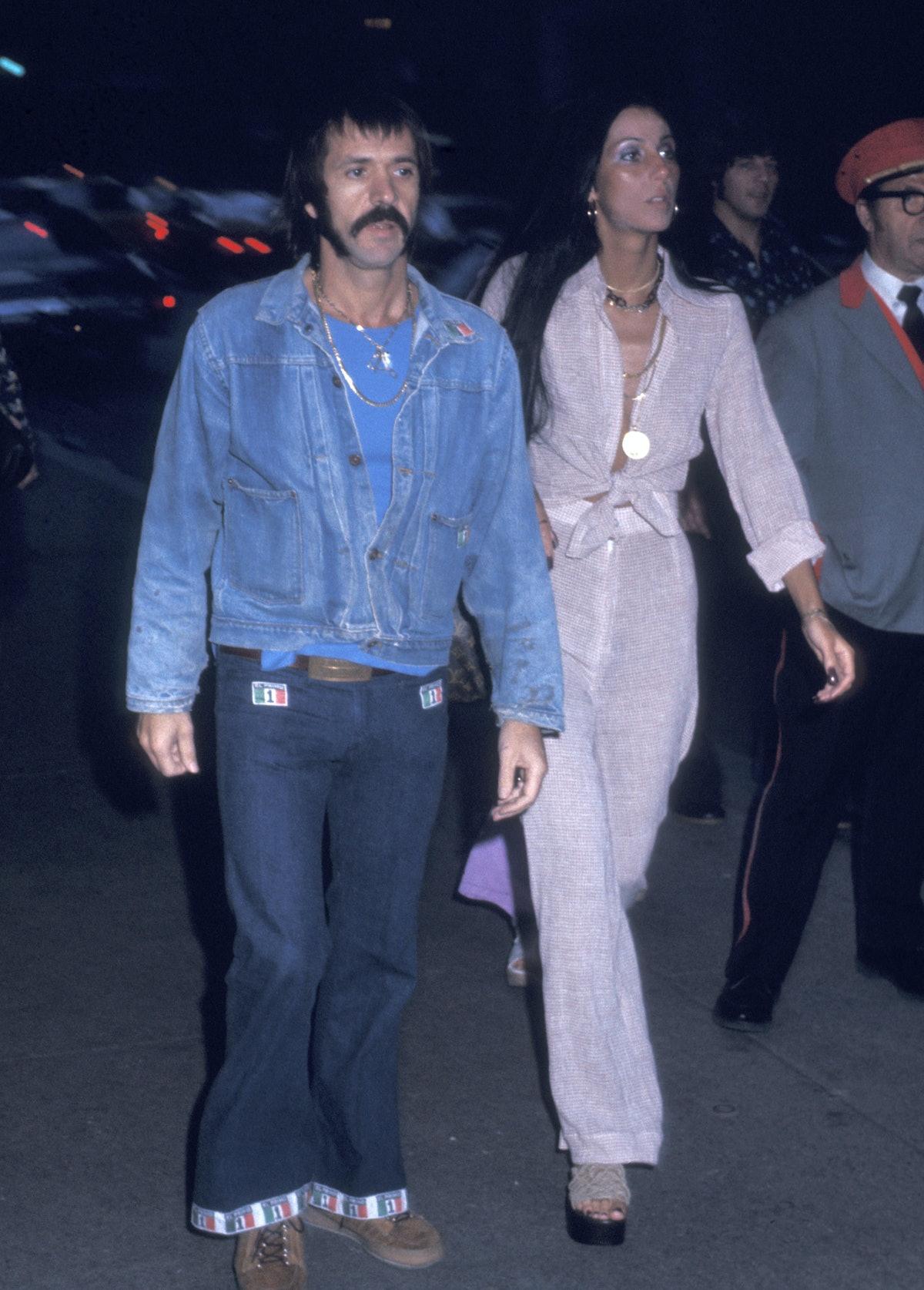 Sonny Bono, 1973.