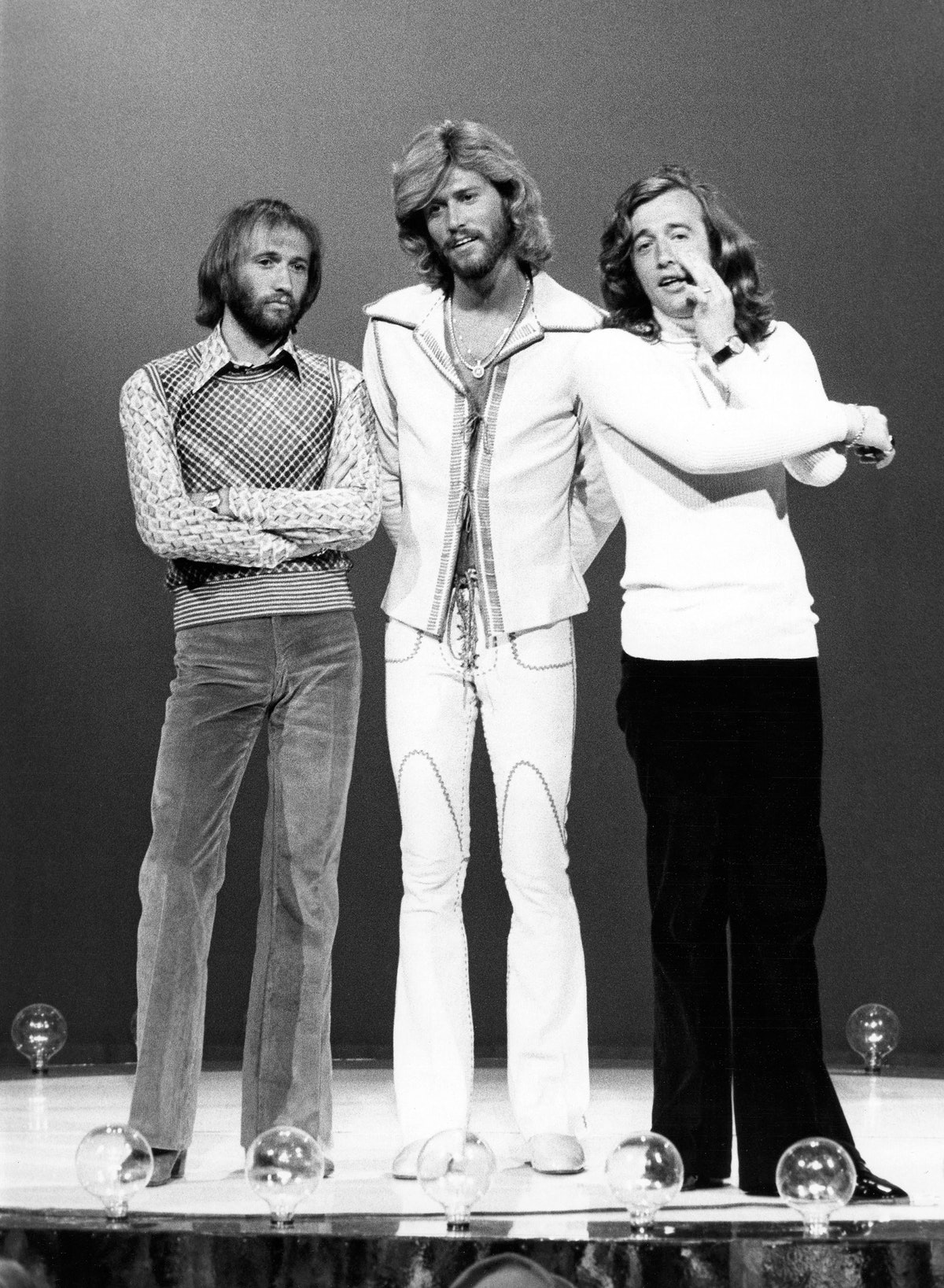 The Bee Gees, 1973.