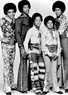 The Jackson 5, 1972.