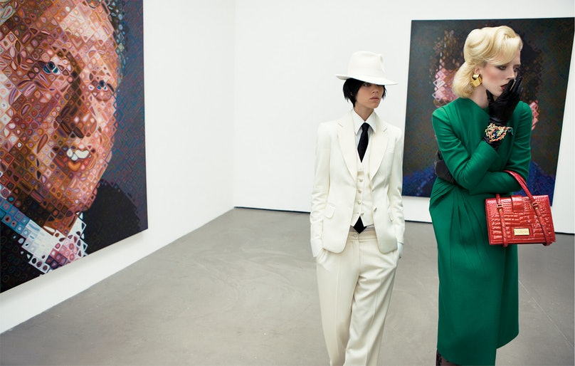 Art and Commerce by Inez and Vinoodh