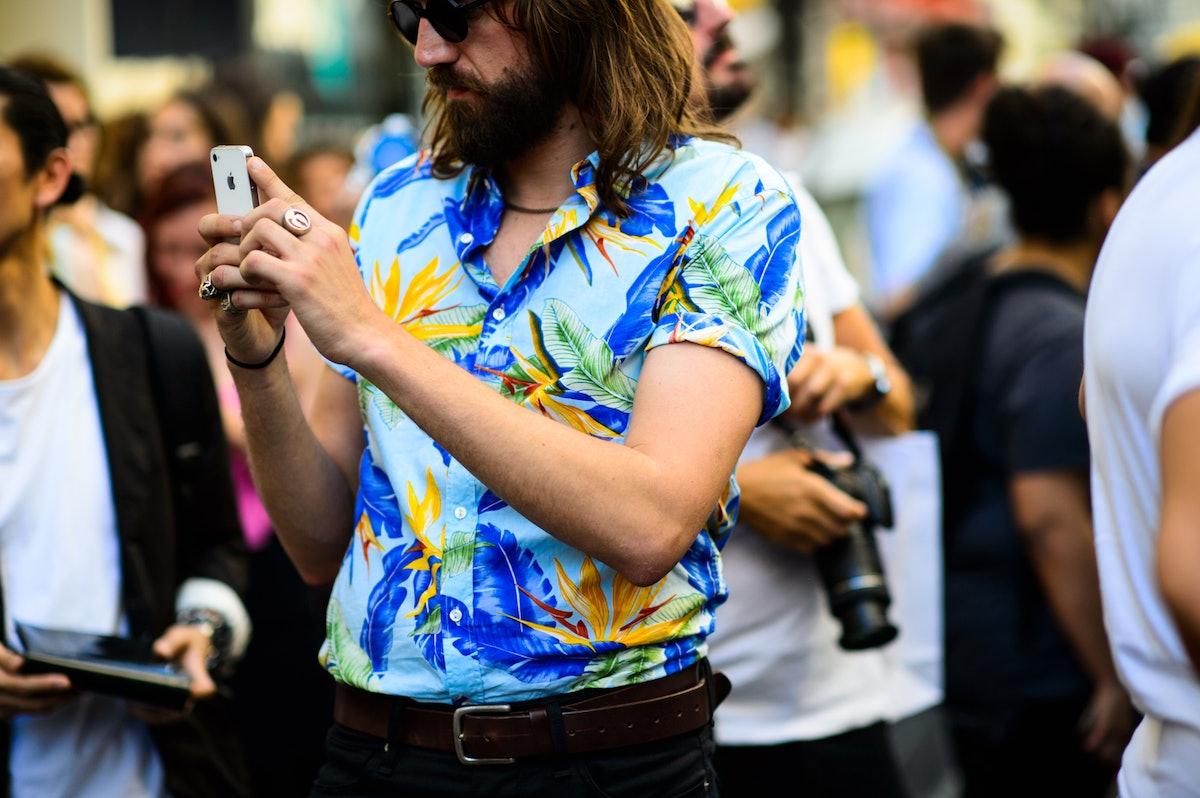 Paris Men's Fashion Week Spring 2016 Day 2