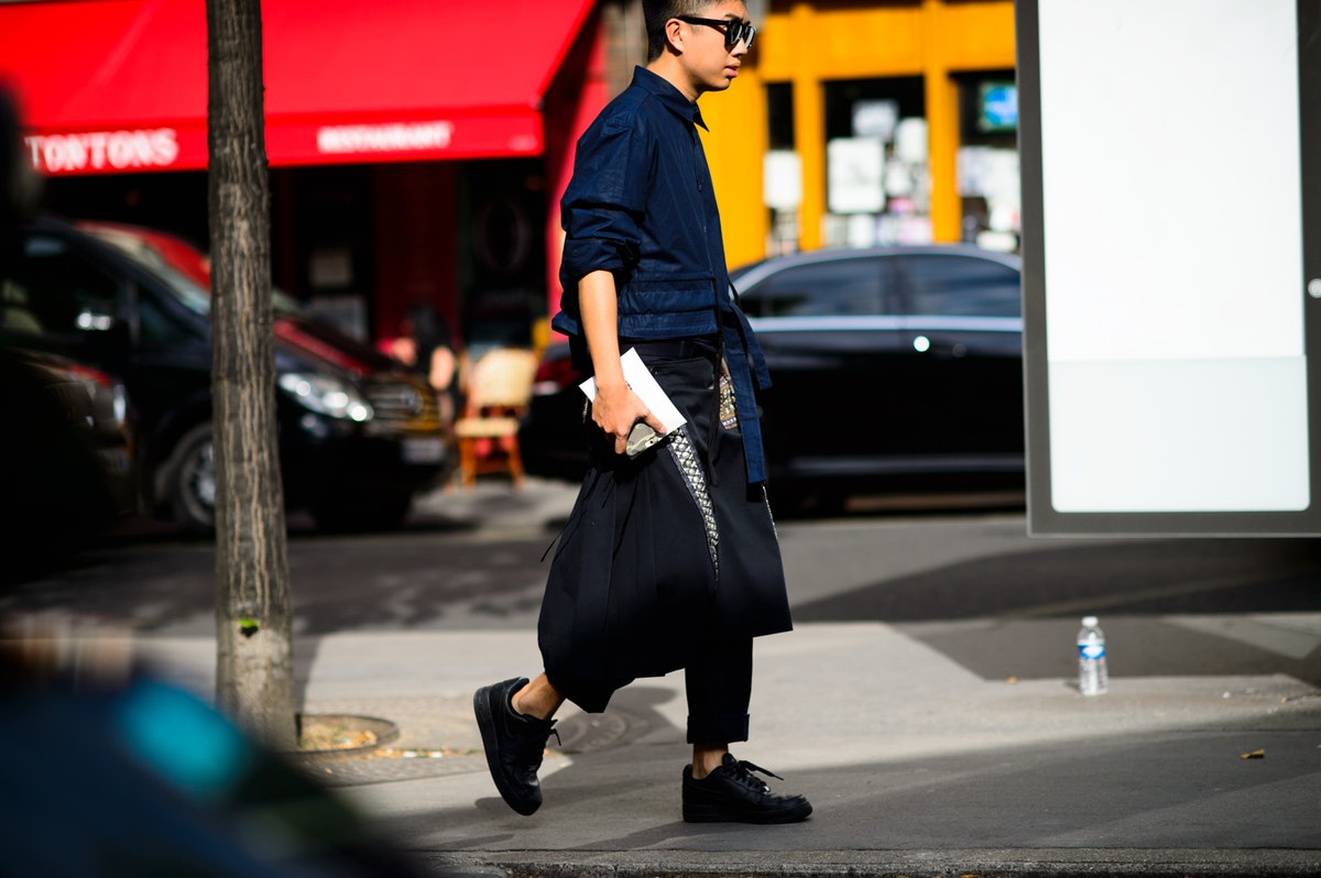 Paris Men's Fashion Week Spring 2016 Day 3