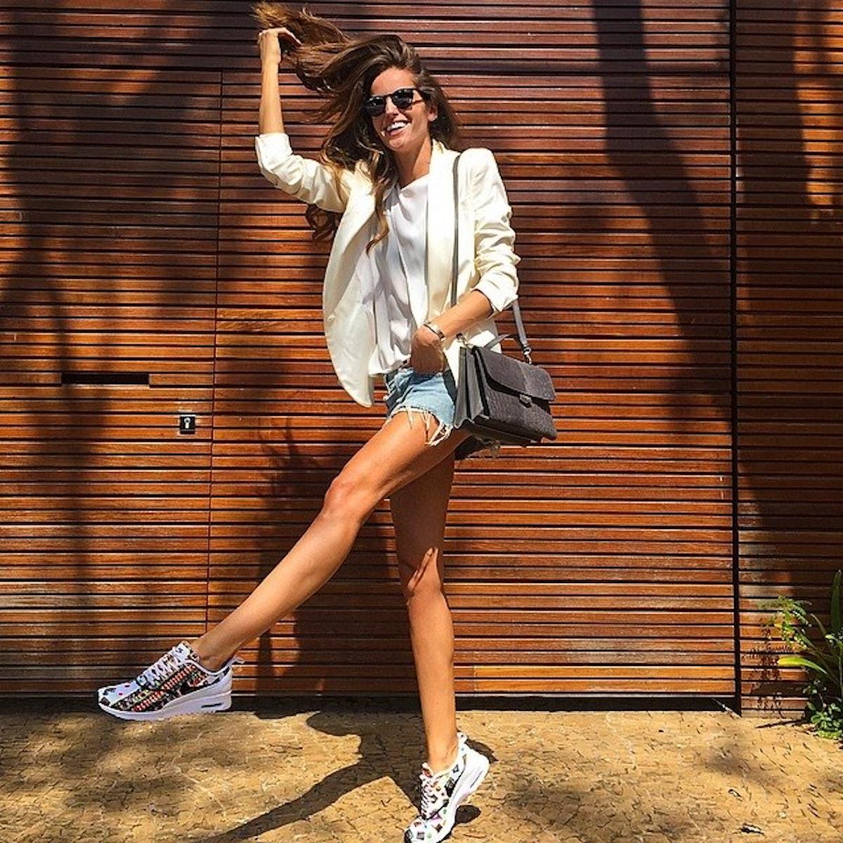 Model Jorts Instagram