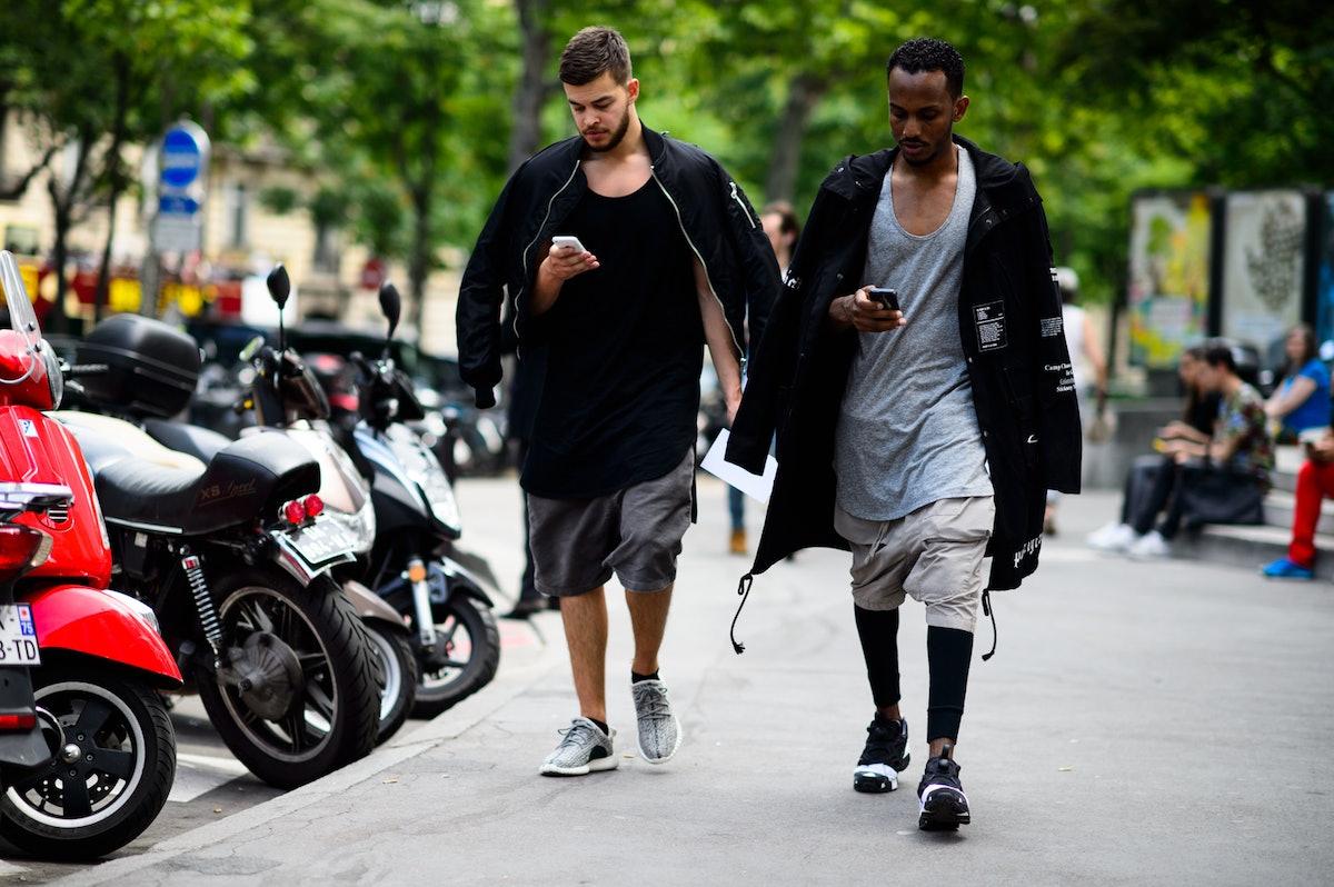 Paris Men's Fashion Week Spring 2016