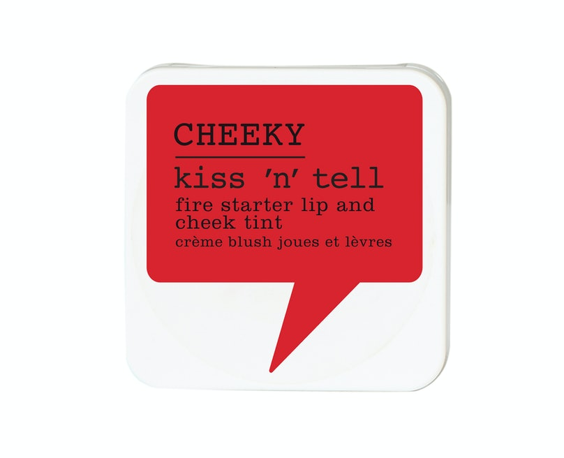 Cheeky Kiss 'n' Tell Bed of Roses Lip & Cheek Tint