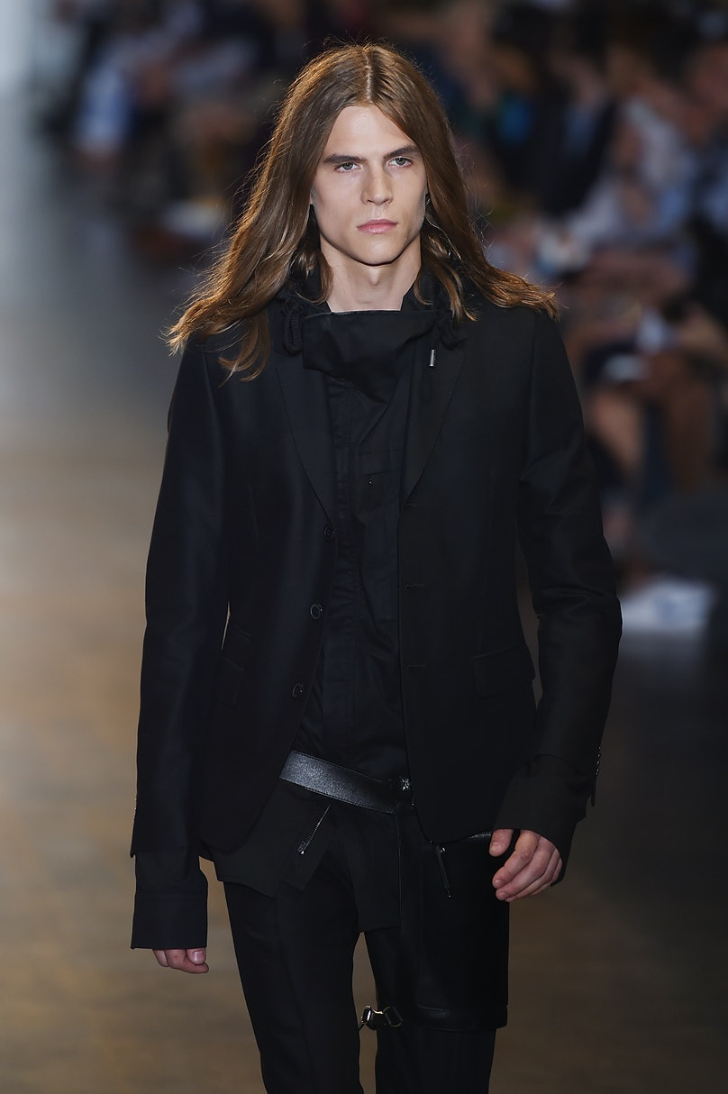 Diesel Black Gold - Runway - Milan Collections Men SS16