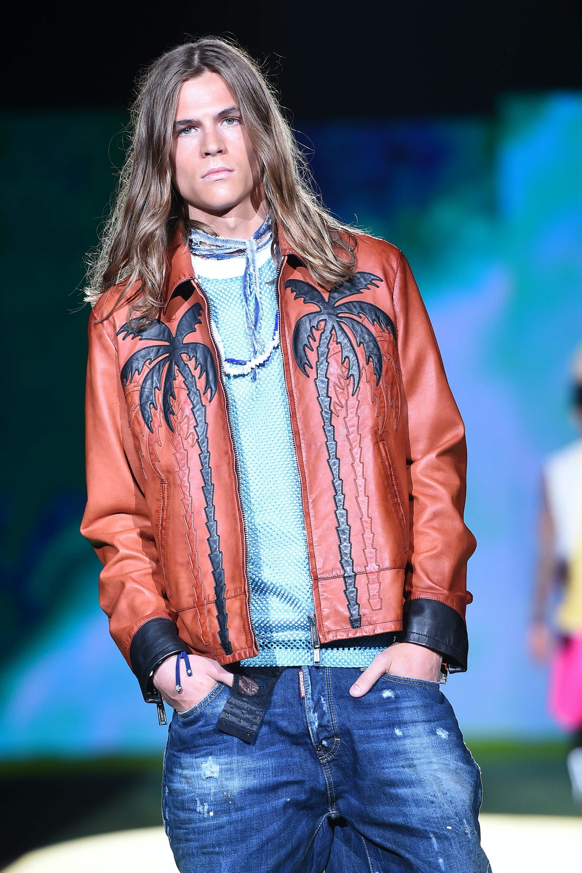 DSquared2 - Runway - Milan Collections Men SS16