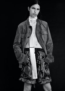 Andrea Pompilio jacket