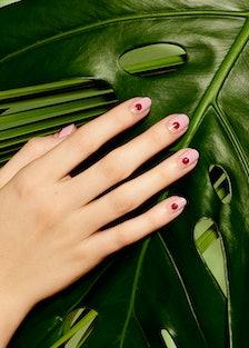 Paintbox nail art