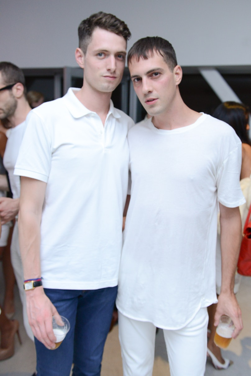 New Museum's Summer White Party