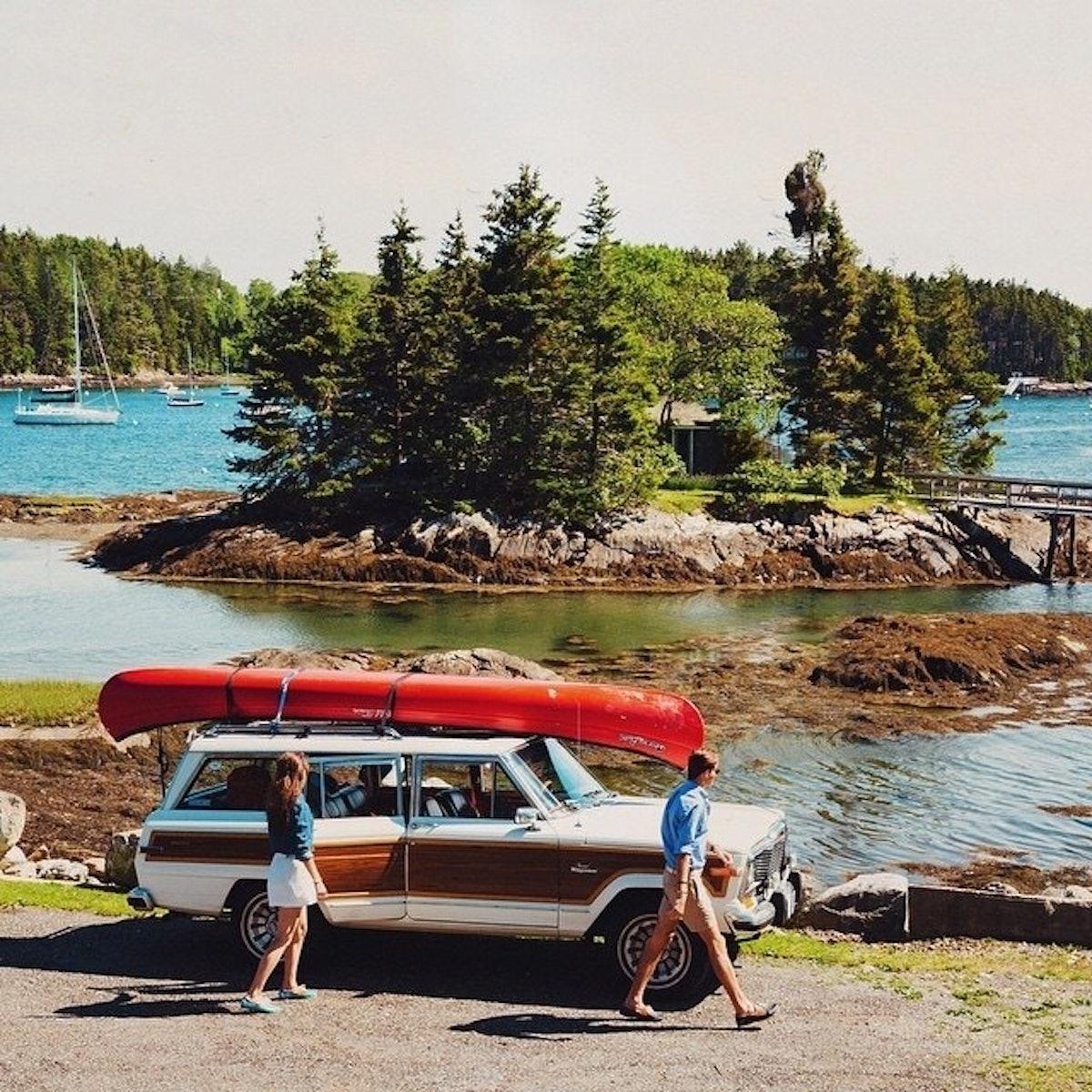 Maine Instagram