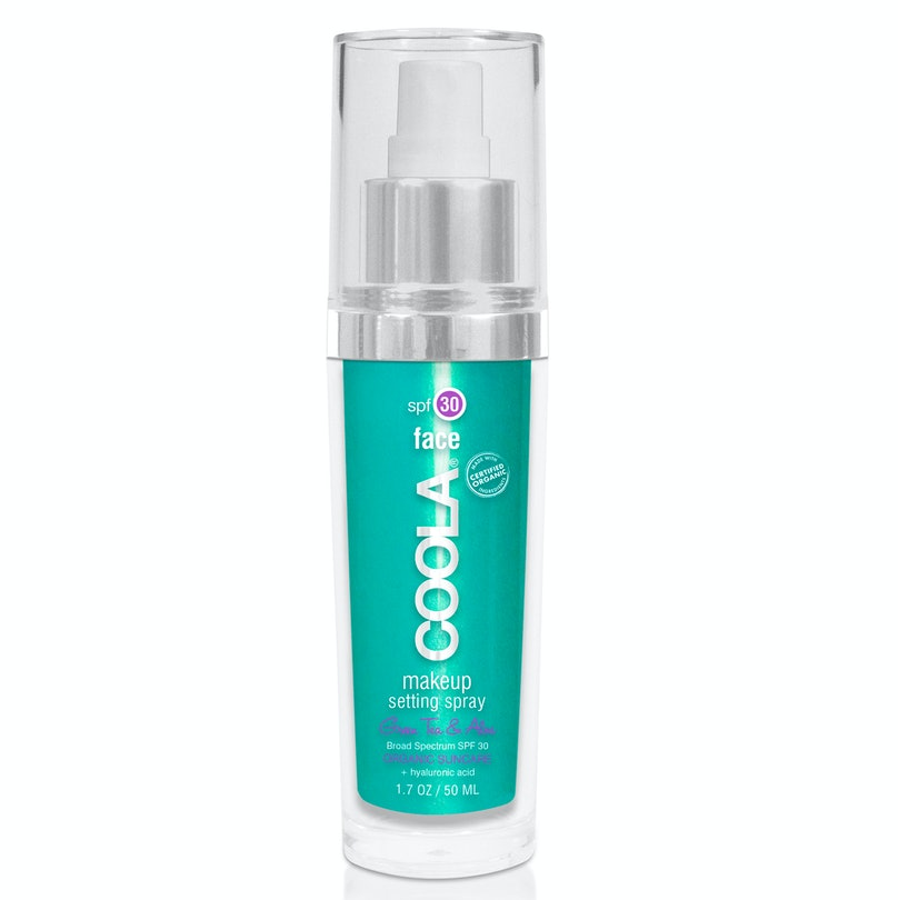 Coola Face SPF 30 Makeup Setting Spray