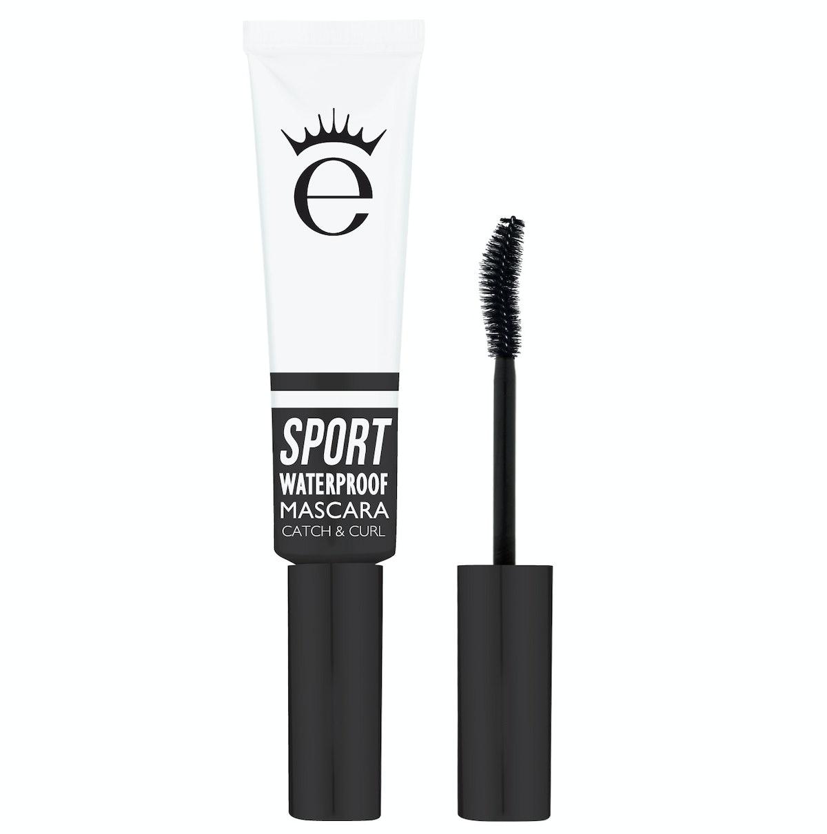 For perfect lashes (no matter what): Eyeko Sport Waterproof Mascara