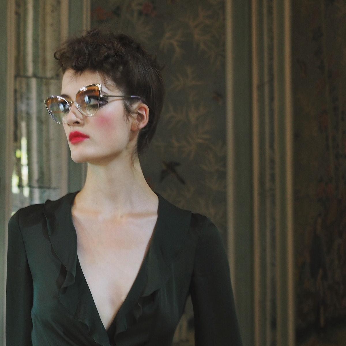 Ulyana Sergeenko Fall 2015 Couture.