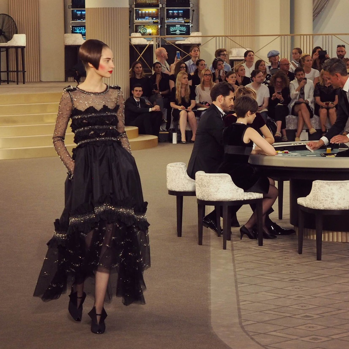 Chanel Couture Fall 2015