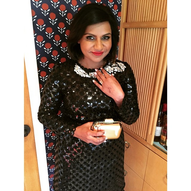 Mindy Kaling Instagram