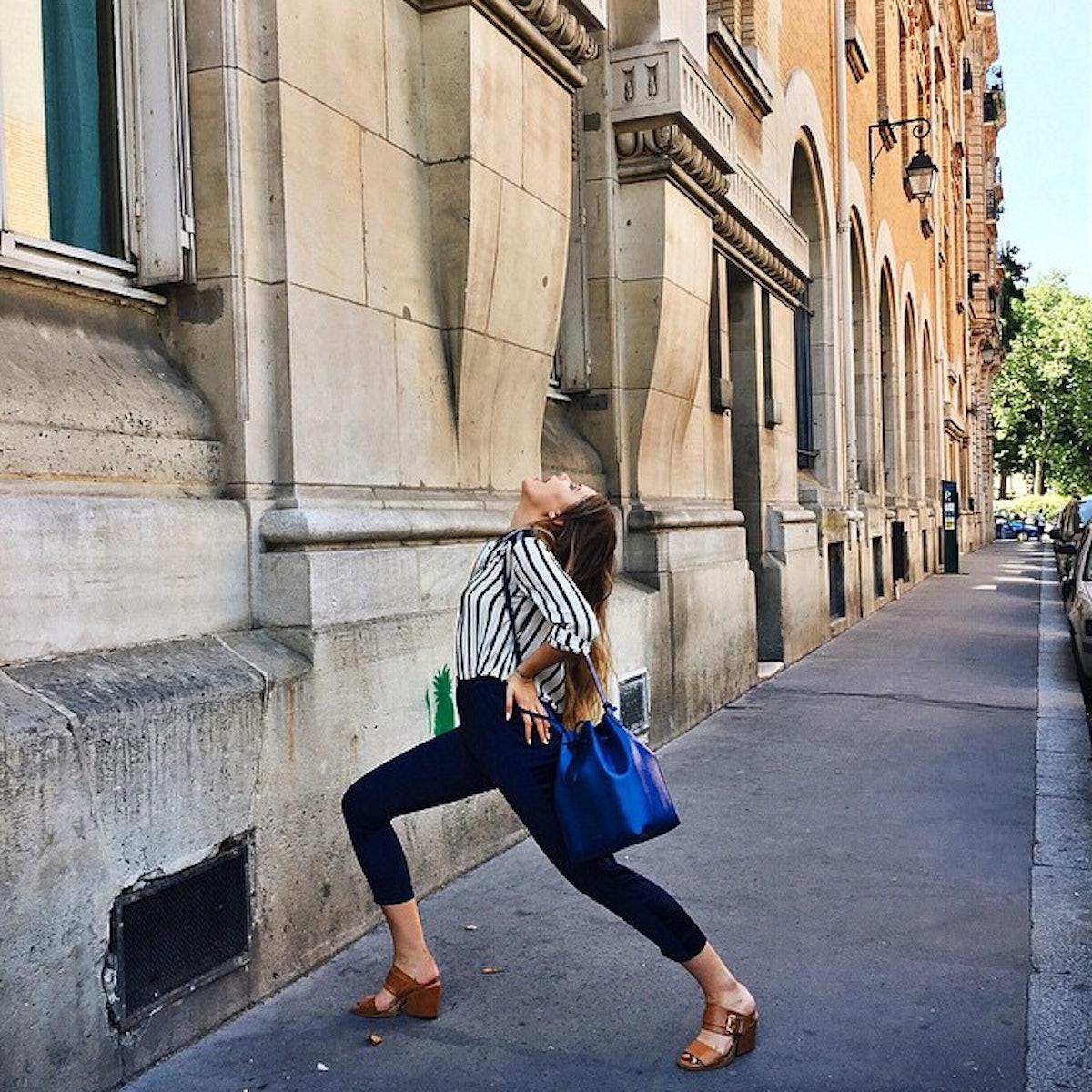 Kristina Bazan Instagram