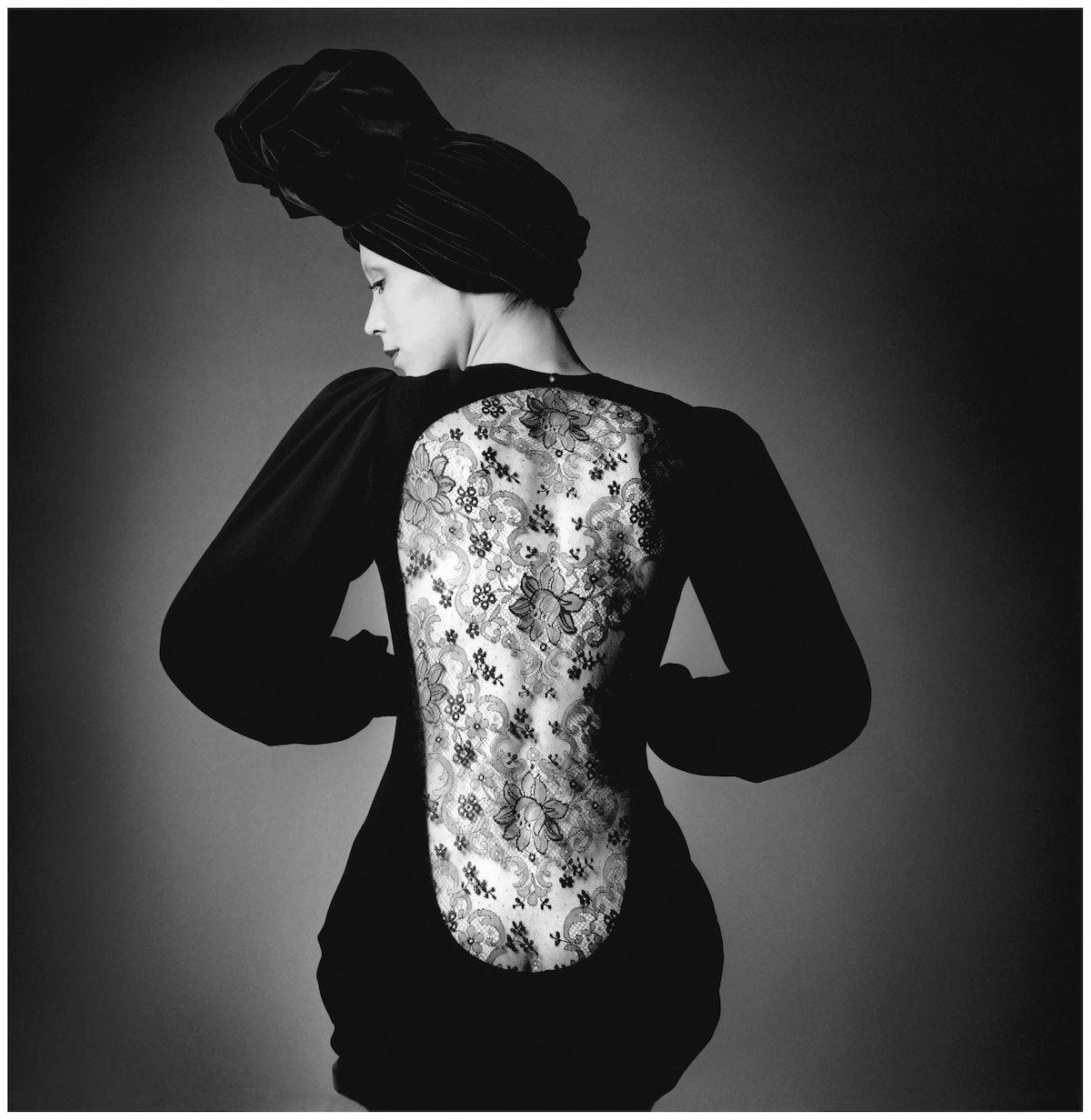 Marina Schiano Yves Saint Laurent