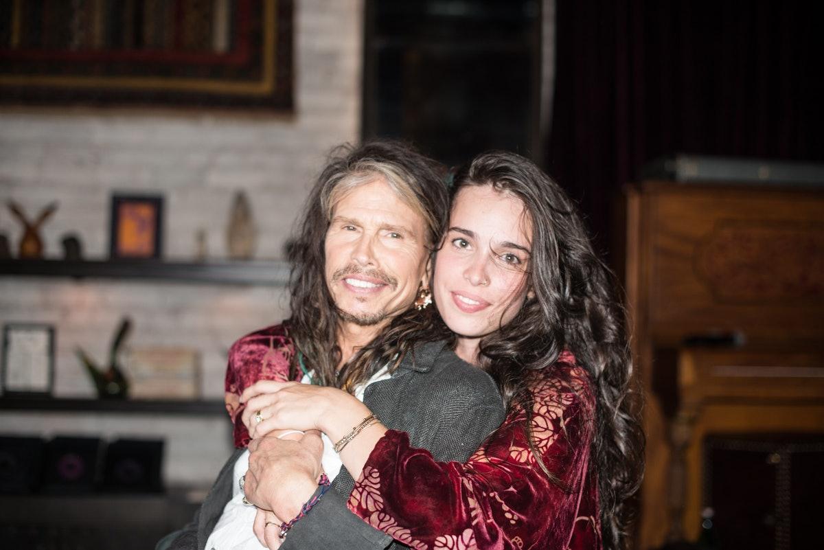 Steven and Chelsea Tyler