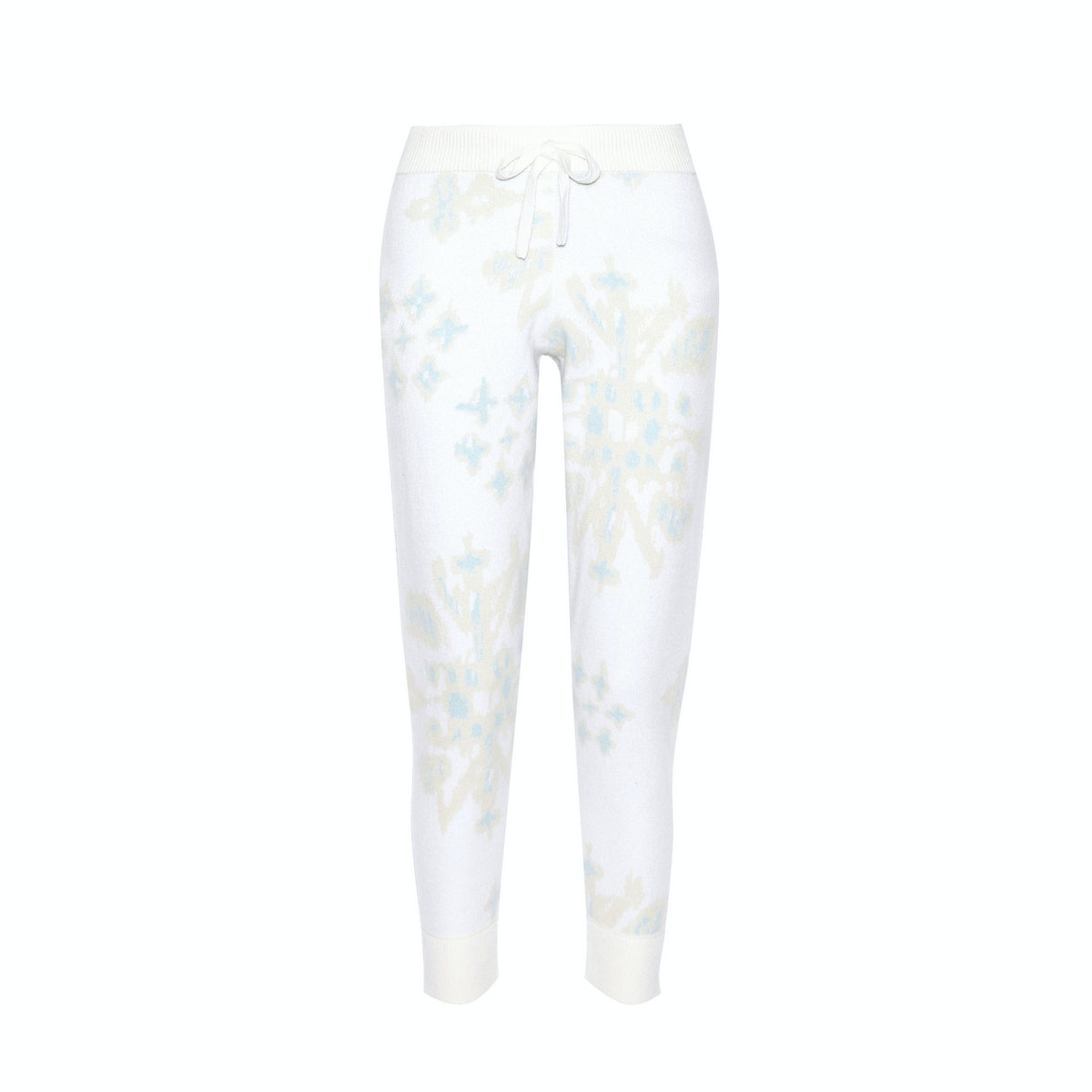 Baja East cashmere track pants