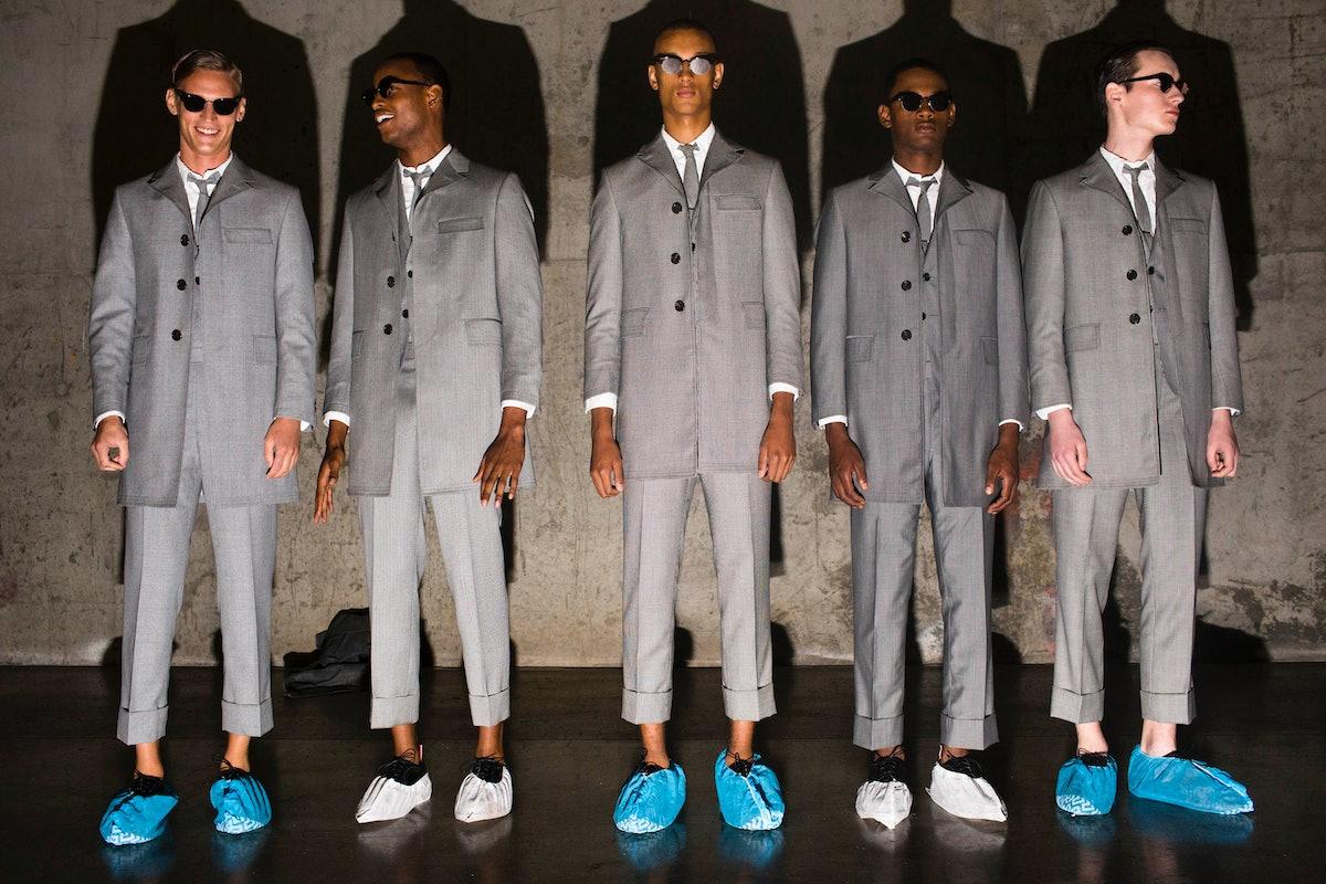 New York Men's Fashion Week Spring 2016 Day 2