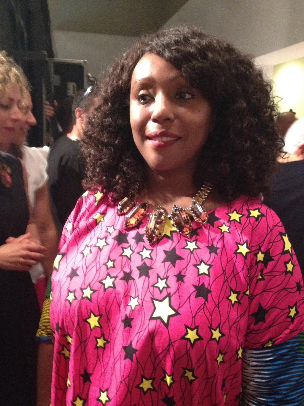 Carol Oyekunleof Lolita Lorenzo WION