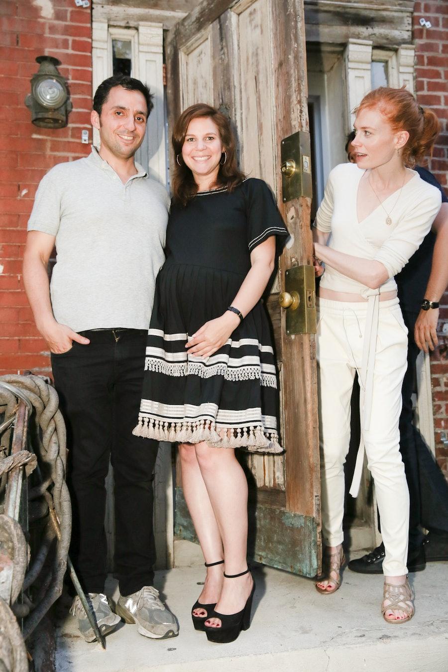 Adam Shopkorn, Carolyn Angel, Jessica Joffe