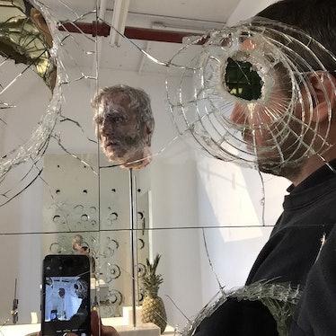 Artist Selfies