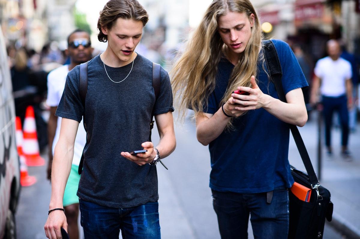 Men's Fashion Week Spring 2016