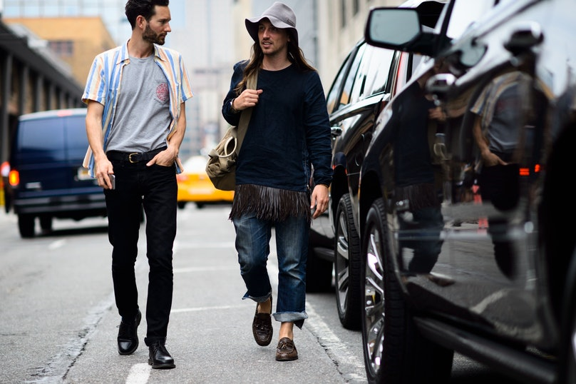 Men's Fashion Week Spring 2016