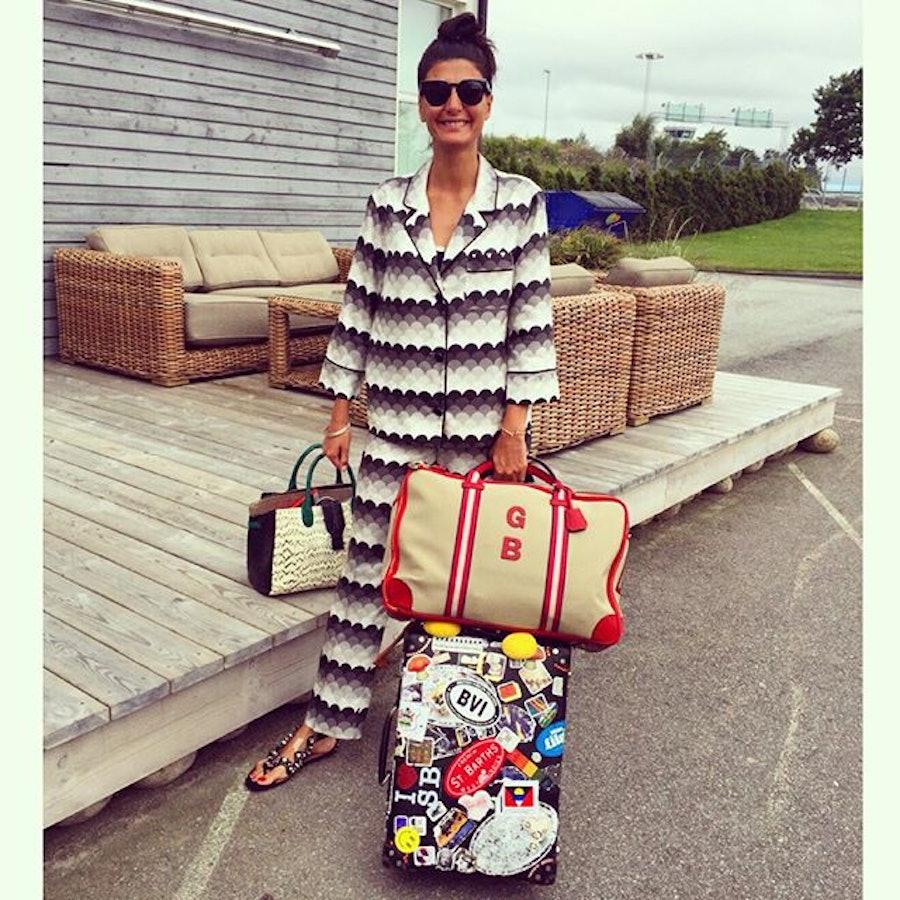 Giovanna Battaglia pajamas