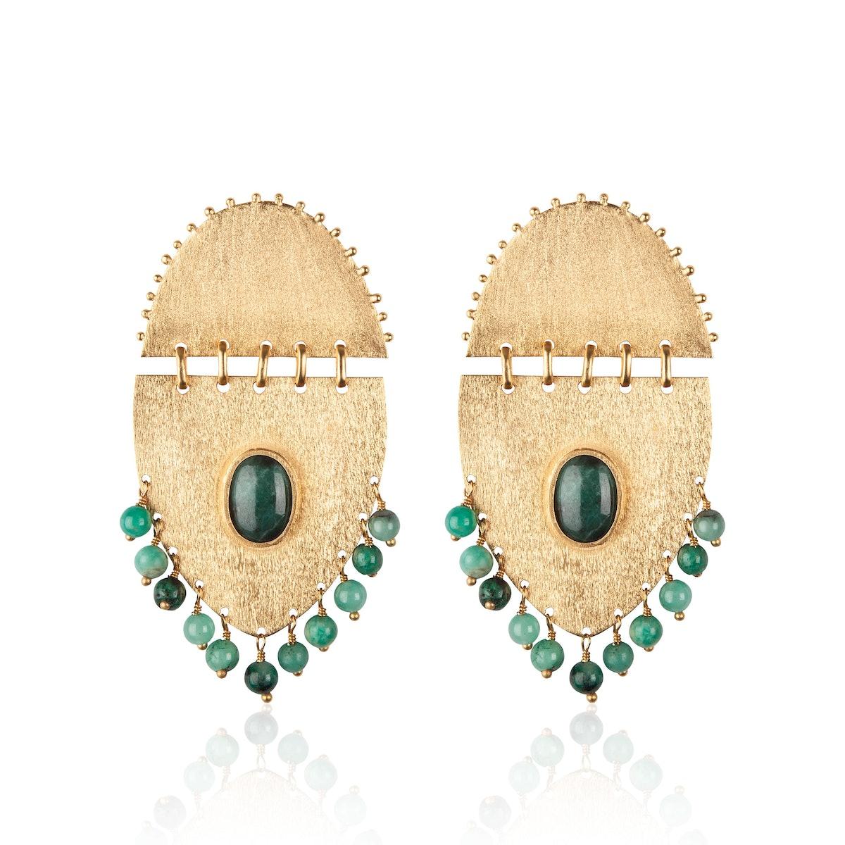 Paula Mendoza earrings
