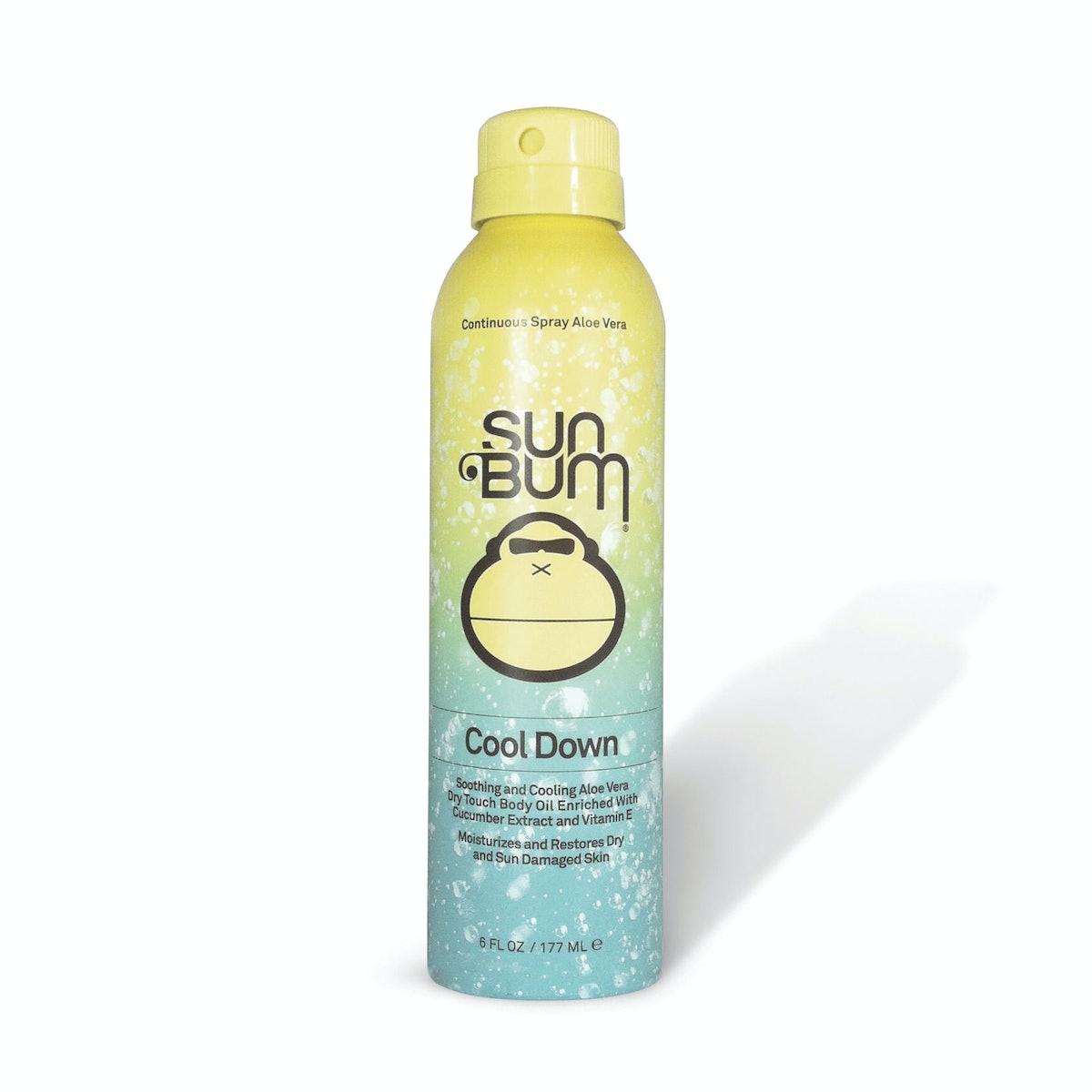 Sun Bum Cool Down Aloe Spray